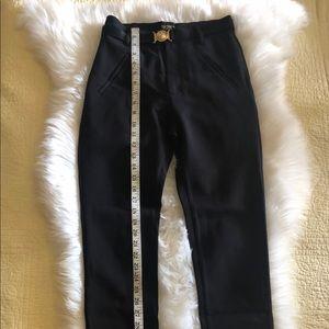 JC black business pants